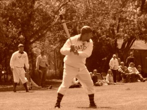 Howell's Vintage Baseball Game