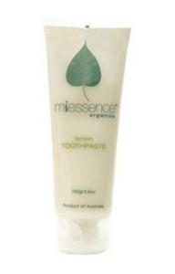 Miessence organic toothpaste