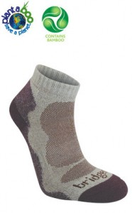 Bridgedale's Bamboo Socks