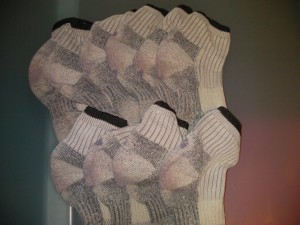 My beloved Bridgedale socks
