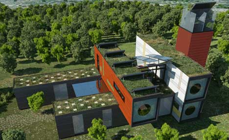 want to build a shipping container home buy the book